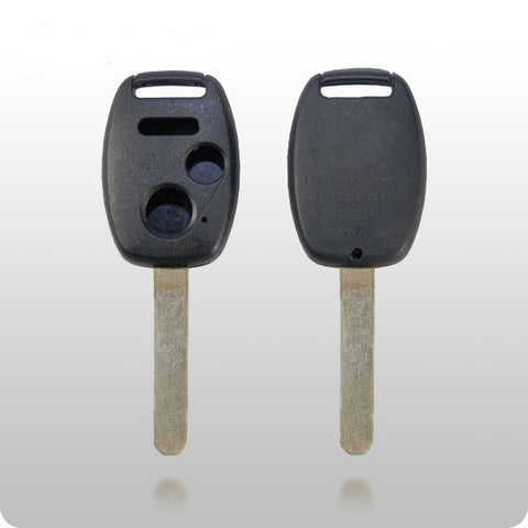 Honda 3-Button Remote Head Key Shell Only - ZIPPY LOCKSHOP