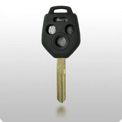 Subaru 2005-2015 4-Button Remote Head Key Shell - ZIPPY LOCKSHOP