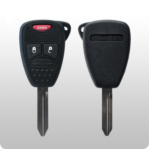 Chrysler/Dodge 3 Btn Remote Head Key - ZIPPY LOCKSHOP