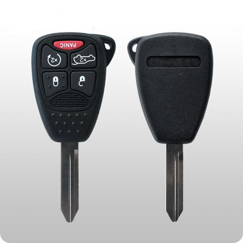 Chrysler / Dodge 5-Button w/ REMOTE START (FCC: OHT692427AA, KOBDT04A) #1C - ZIPPY LOCKSHOP