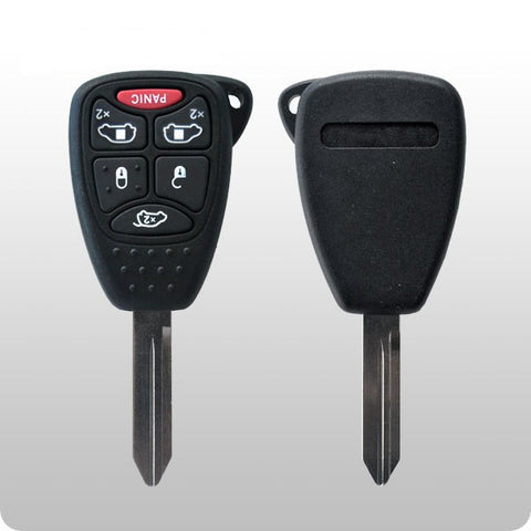 Chrysler / Dodge 6-Button Remote Head Key (FCC: M3N5WY72XX) #2C - ZIPPY LOCKSHOP