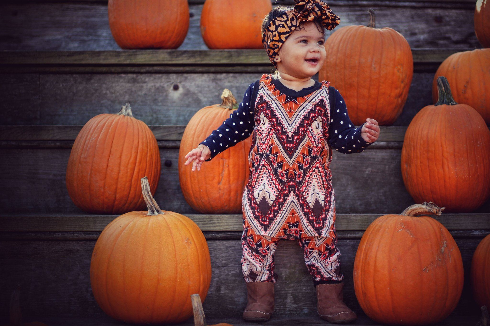 Jumpsuit - Fall Fashion Jumpsuit For Toddlers