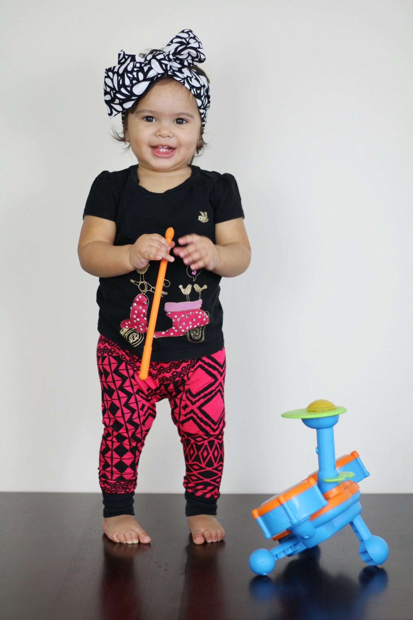 Leggings - Pink Leggings For Baby Girl