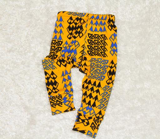 Leggings - Tribu Gold
