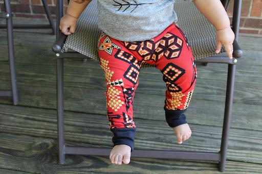 Leggings - Tribu Ruby