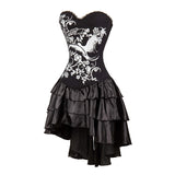Burlesque Queen Corset Dress
