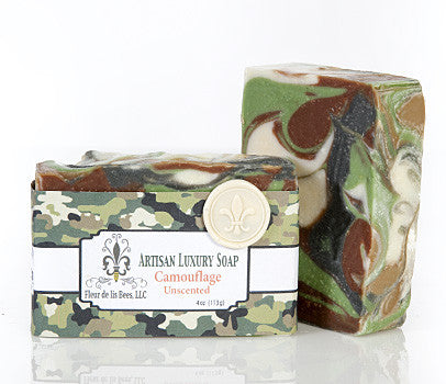 Camouflage Soap