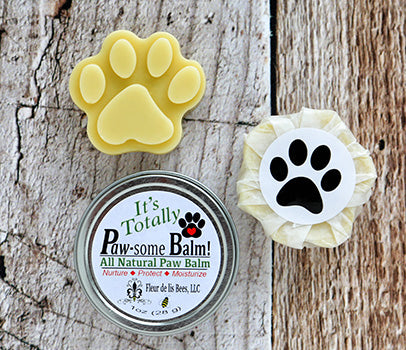 Paw Balm_ For Our Fur Babies!