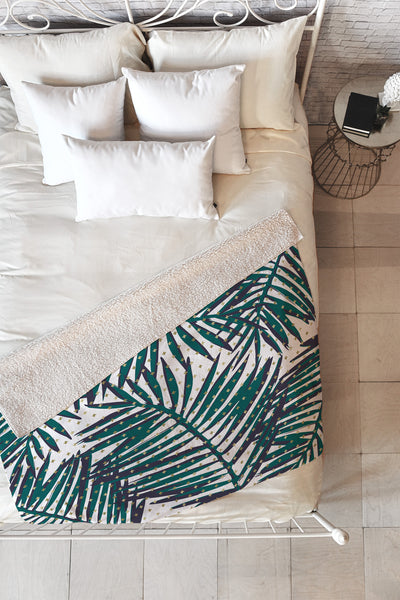 The Palm Hotel Blanket