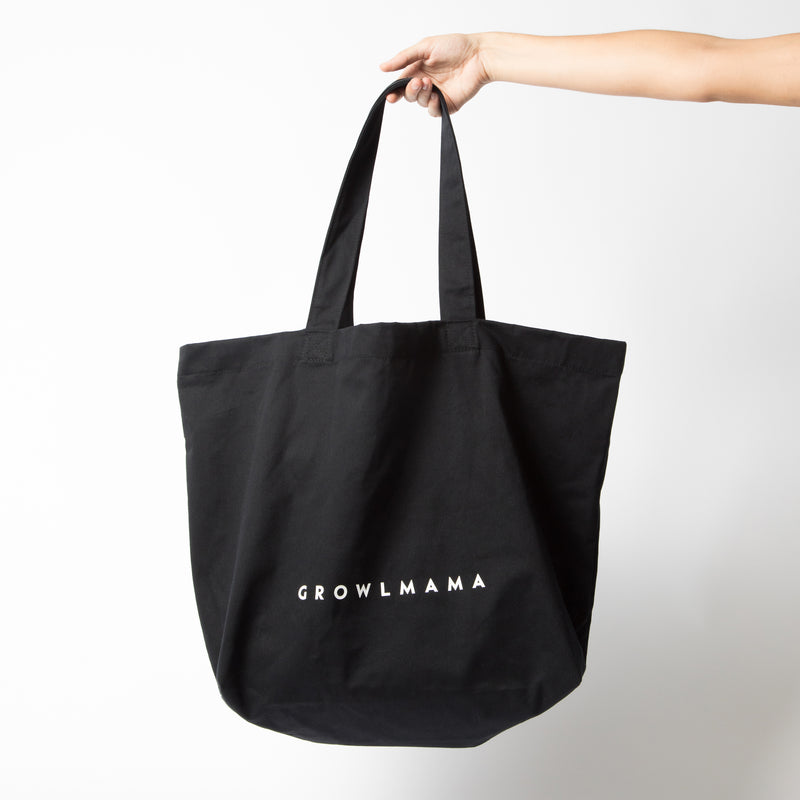 Growlmama | Tote Bag | Packaging | Dog Bag