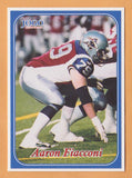 Aaron Fiacconi CFL card 2003 Jogo #128 Montreal Alouettes  Mansfield Mountaineers