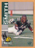 Adrion Smith CFL card 1995 REL #69 Memphis Mad Dogs  Southwest Missouri State Bears