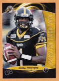 Casey Printers CFL card 2008 Extreme #48 Hamilton Tiger-Cats  Florida A&M Rattlers