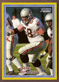 Dave Heasman CFL card 2004 Jogo #154 BC Lions  Northern Arizona Lumberjacks