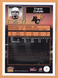 Frank Cutolo 2004 Pacific CFL card #4 BC Lions  Eastern Illinois Panthers