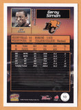 Geroy Simon 2004 Pacific CFL card #10 BC Lions  Maryland Terrapins