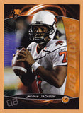 Jarious Jackson CFL card 2008 Extreme #19 BC Lions  Notre Dame Fighting Irish
