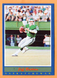 Jeff Bentrim CFL card 1988 Jogo #53 Saskatchewan Roughriders  North Dakota State Bison