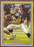Jeff Johnson CFL card 2004 Jogo #103 Toronto Argonauts  York Lions