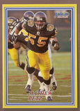 Mathew Petz CFL card 2004 Jogo #58 Hamilton Tiger-Cats  Wake Forest Demon Deacons