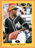 Ramon Martinez 1996 San Antonio Missions Minor League Baseball  Santo Domingo, Dominican Republic  |  Los Angeles Dodgers Boston Red Sox Pittsburgh Pirates