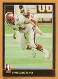 Rob Smith CFL card 1986 Jogo #167 Calgary Stampeders  Utah State Aggies
