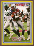 William Loftus CFL card 2004 Jogo #143 Montreal Alouettes  Manitoba Bisons