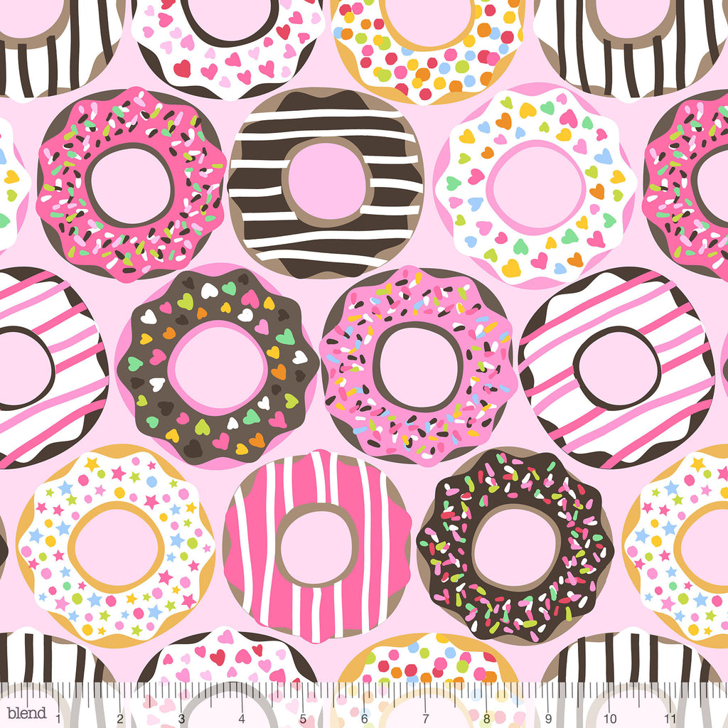 Lolly Doughnut Love Pink