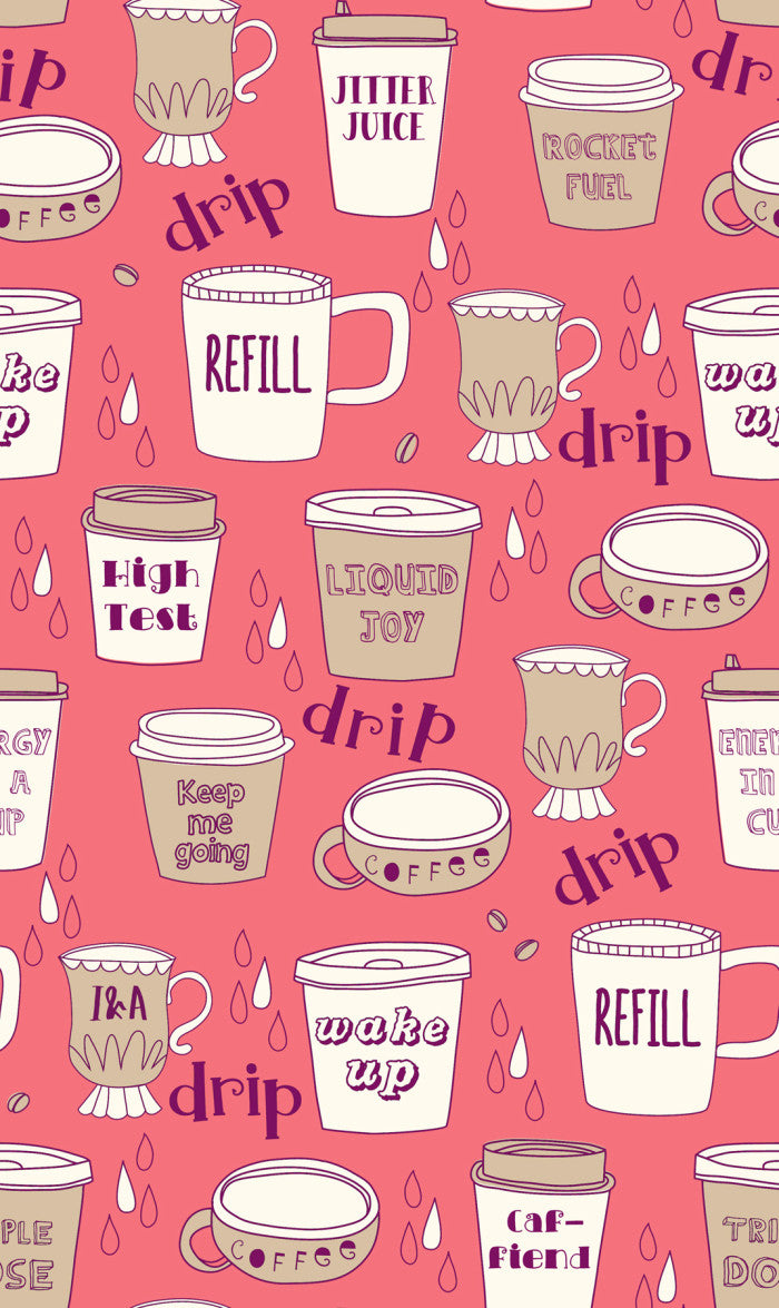 Coffee Cups ~Punch