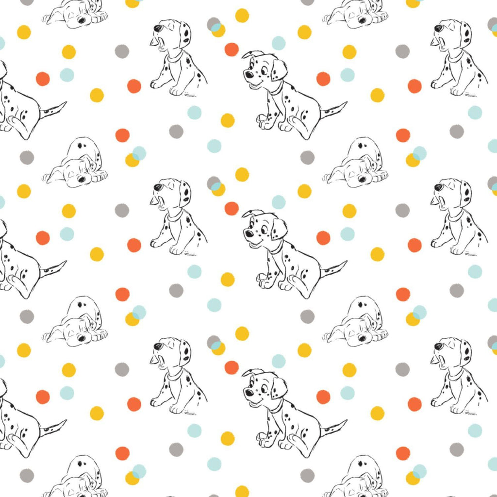 Disney Flannel - 101 Dalmations