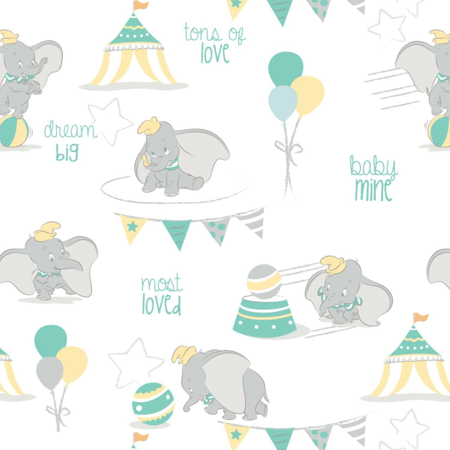 Disney Flannel - Dumbo