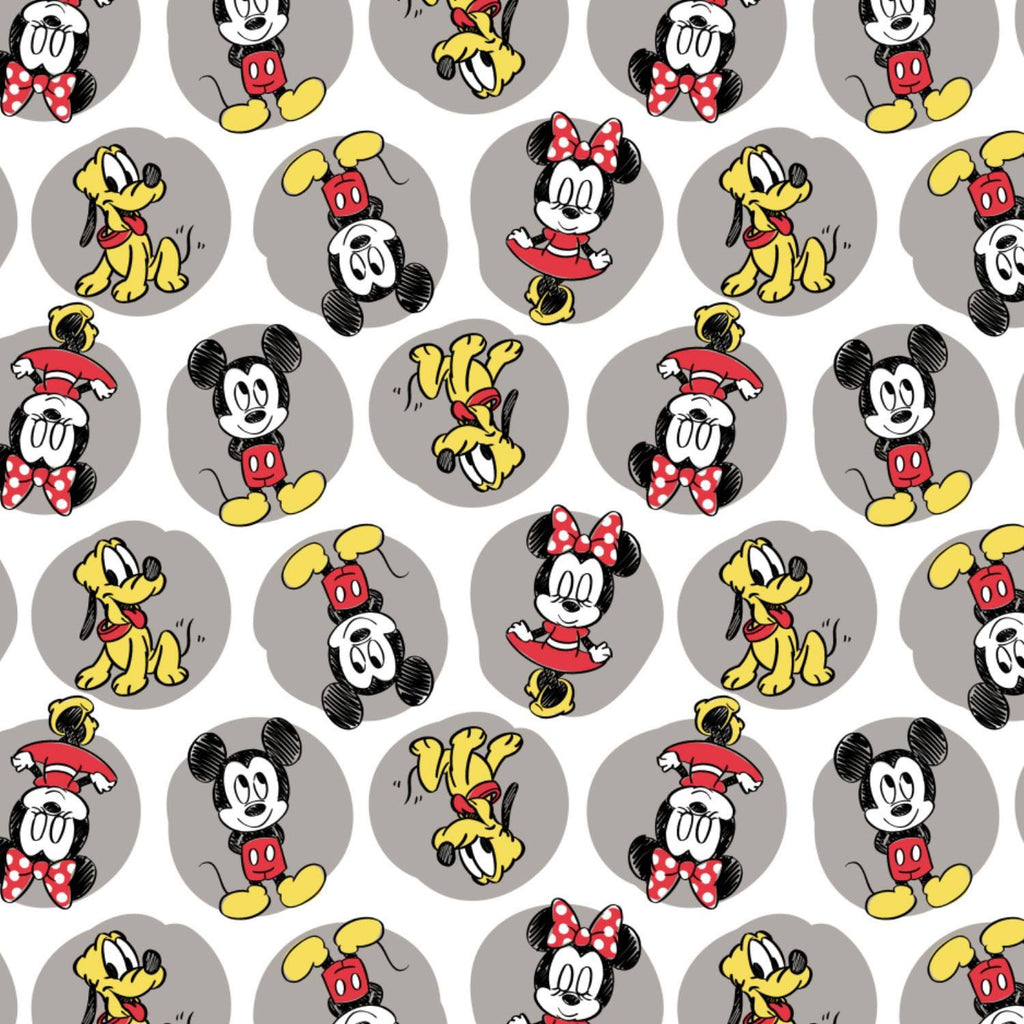 Disney Flannel - Mickey Mouse Clubhouse