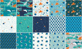 Fat Quarter Bundle Disney Pixar Finding Dory 15pcs