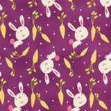 Bunny & Carrot Lilac
