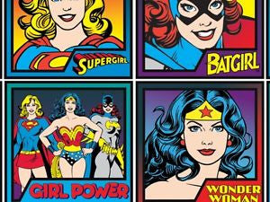 Girl Power Squares