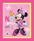 No Stopping This Girl Minnie Mouse Panel