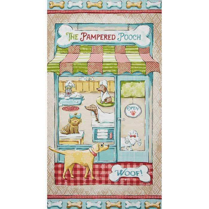Pampered Pooch Panel