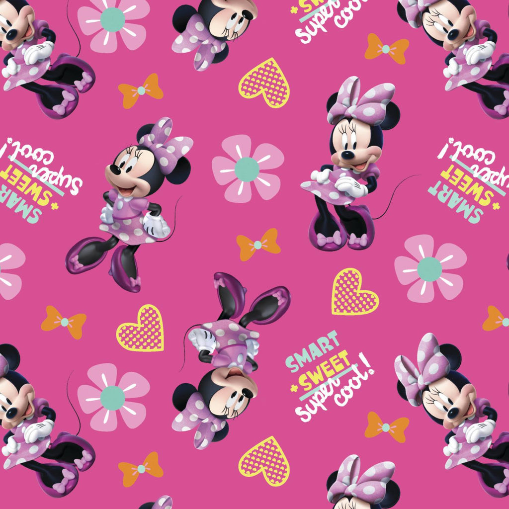 Smart + Sweet = Super Cool Minnie Mouse