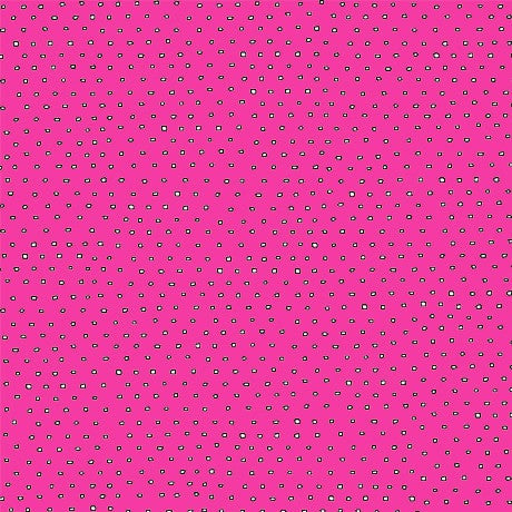 Square Dot Blender Hot Pink