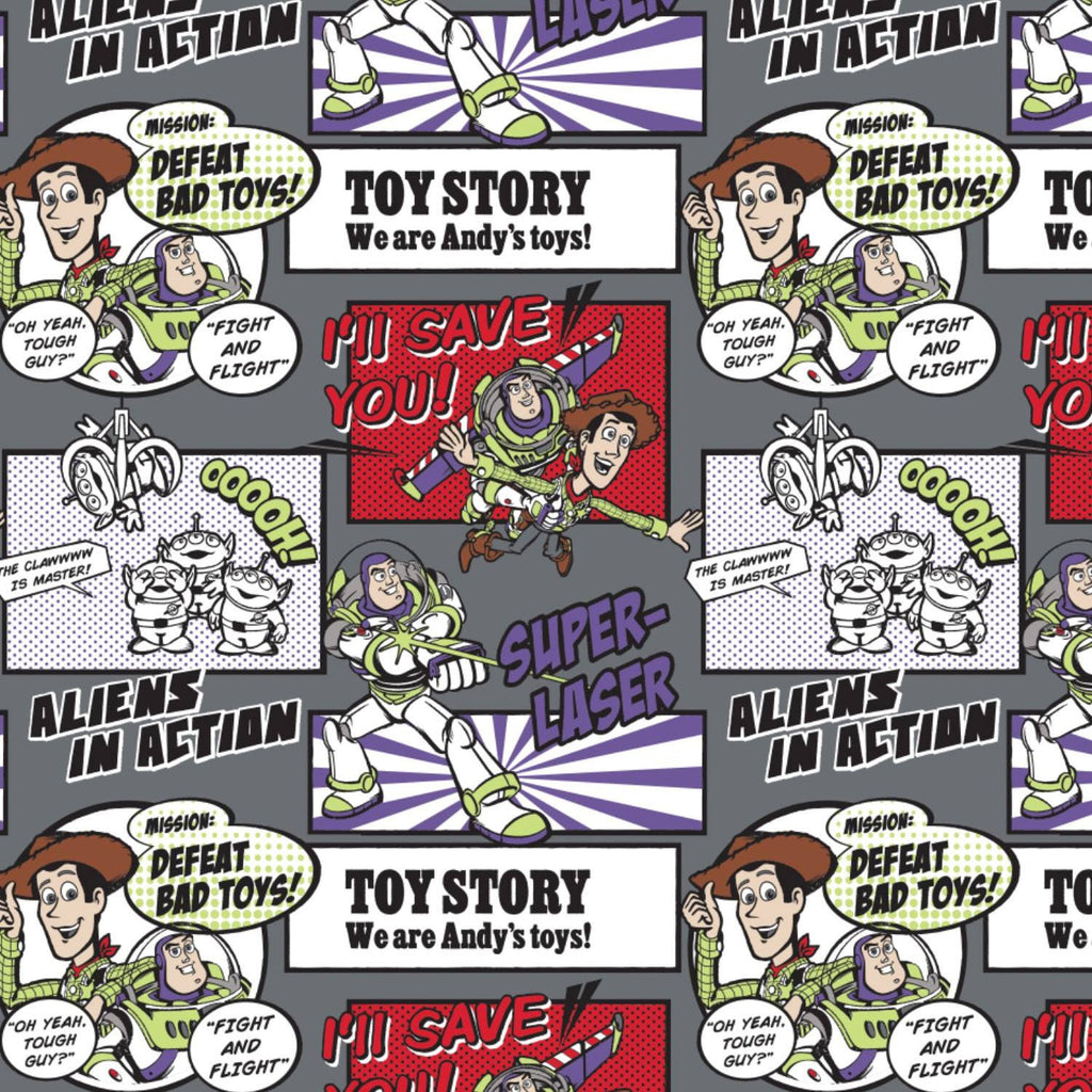 Disney Flannel - Toy Story