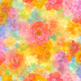 Watercolor Floral - Multi