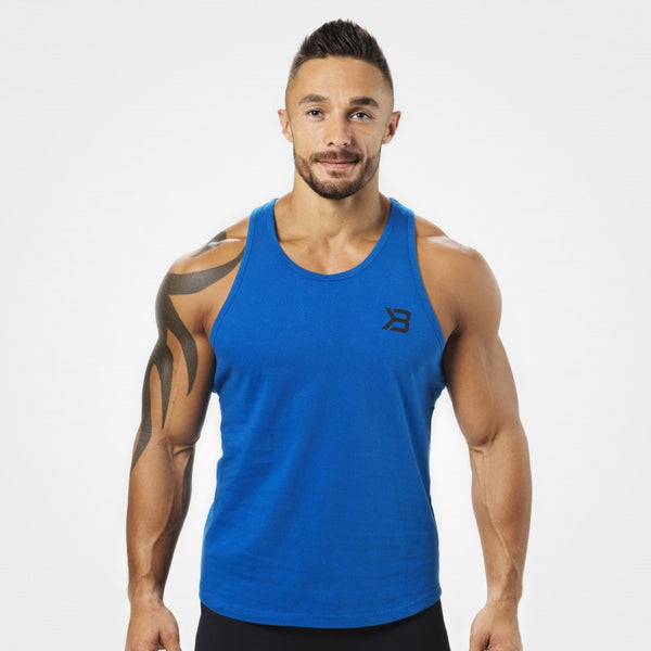 Better Bodies Essential t-back, Strong blue