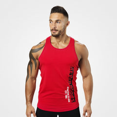 Better Bodies Performance T-back,Bright Red