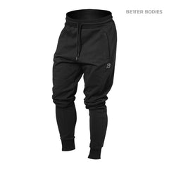 Better Bodies Jogger sweat pants,Black