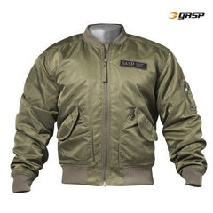Gasp Utility Jacket, washed green