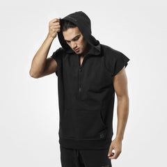 Better Bodies Harlem sl hood,Black