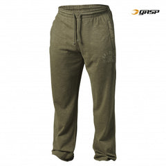 Gasp Throwback str. pant, wash green