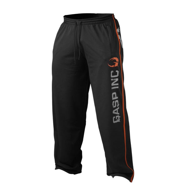 Gasp NO.89 MESH PANT, BLACK