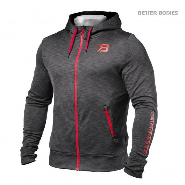 Better Bodies Performance pwr hood  Antracite melange