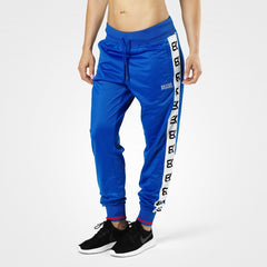 Better Bodies Trinity track pants,Strong Blue